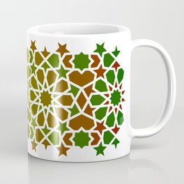 Red & Green Coffee Mug