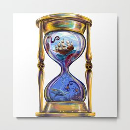 The Test of Time- Volume 2 Metal Print