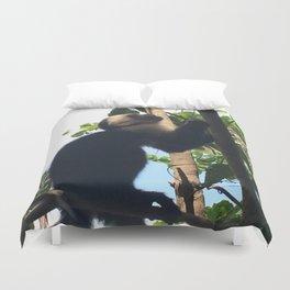 Costa Rica Monk Duvet Cover
