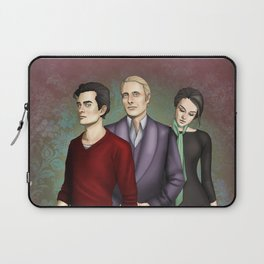 Murder Family Laptop Sleeve