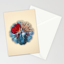 Ernst Haeckel Revisited Stationery Cards