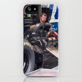 The Engine Whisperer iPhone Case