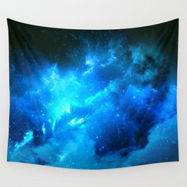 Lost Nebula Wall Tapestry