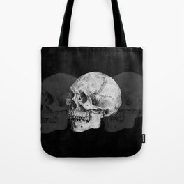 We Left As Skeletons  Tote Bag