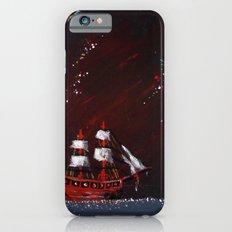 Ship at Sea iPhone 6s Slim Case