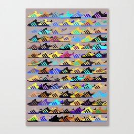 Addicted Canvas Print