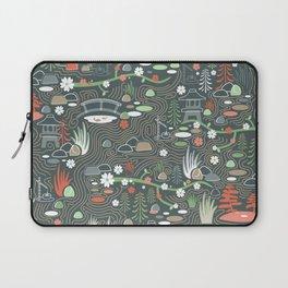 Japanese garden Laptop Sleeve