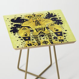 yellow fever Side Table