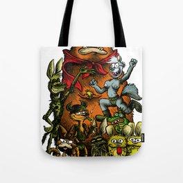 Balsley's Comix (poster) Tote Bag