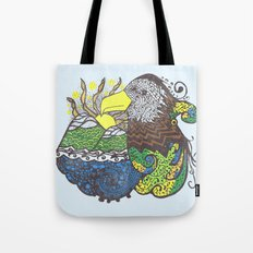 Conscious State Of Dreaming Tote Bag