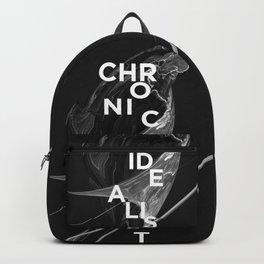 chronic idealist Backpack