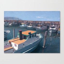 Fisherman's Wharf (SF) Canvas Print