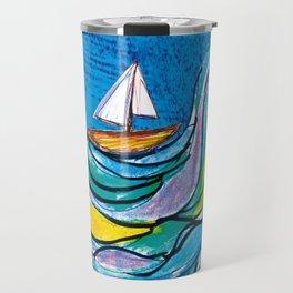 Sailing 1 Travel Mug