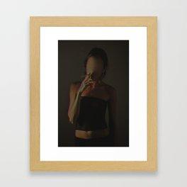 Fashion Week - After Framed Art Print