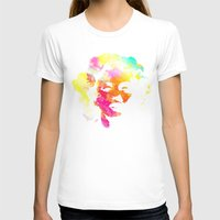 marilyn T-shirts featuring Marilyn by Fimbis