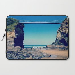 Avenue To Happiness  Laptop Sleeve