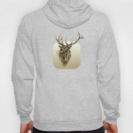 Elk Portrait - In the Roar Hoody