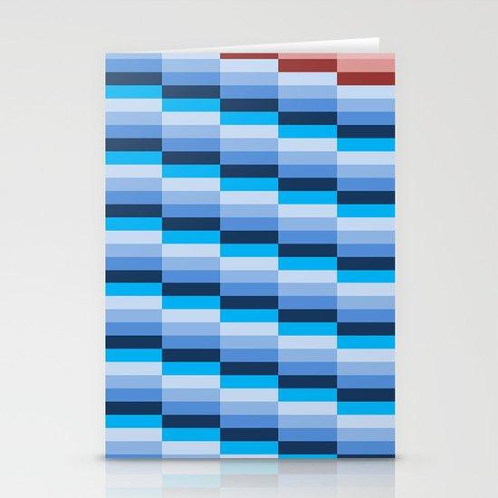 Fuzz Line #1 Stationery Cards