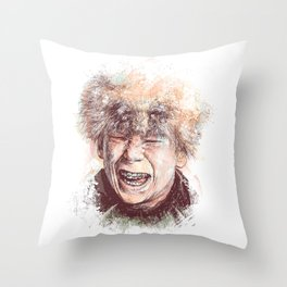 Scut Farkus Throw Pillow