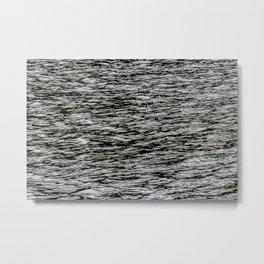 Close Up Of A Abstract Wallpaper Metal Print