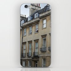 Row of Houses in Bath iPhone & iPod Skin