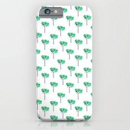 björk liten iPhone Case