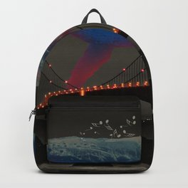 Giant Whale Music Backpack