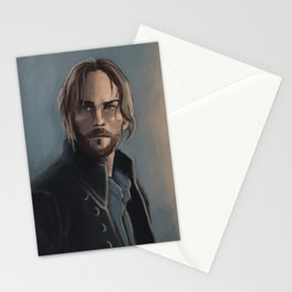 Ichabod Crane Stationery Cards