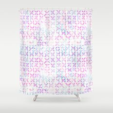 Amelie #3A Shower Curtain