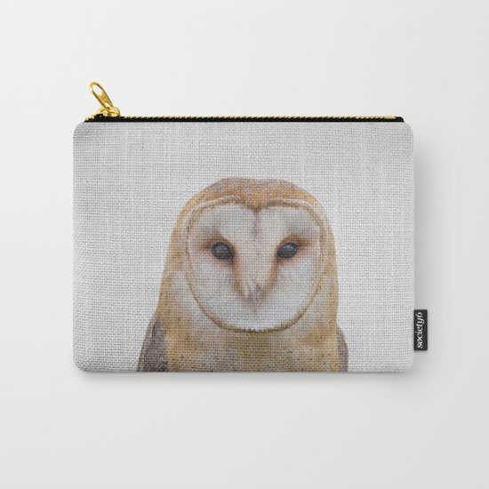 Owl - Colorful by galdesign