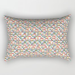 Anonymous Rectangular Pillow