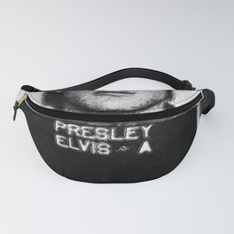 Elvis Presley Mug Shot Vertical 1 Fanny Pack