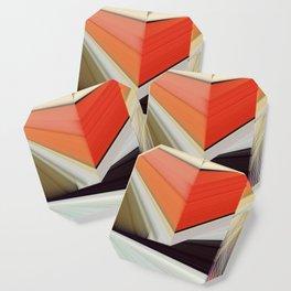 Mondrian Rearranged Coaster