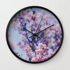 She Was an Introvert with a Beautiful Universe Inside Wall Clock