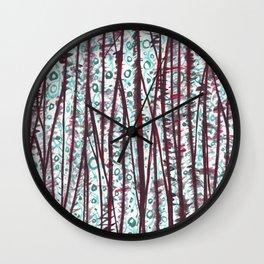 ABS-Pattern Wall Clock