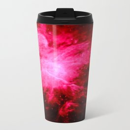 Magenta Pink Orion Nebula Travel Mug