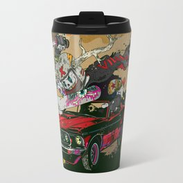 Psilopsychonaut Travel Mug