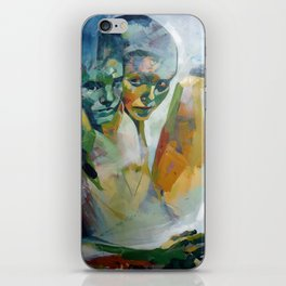 Out of Body iPhone Skin