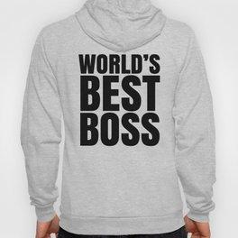 WORLD'S BEST BOSS Hoody