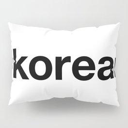 KOREAN Pillow Sham