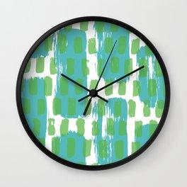 Paint Play I Wall Clock