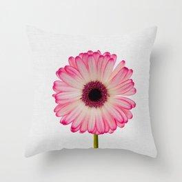 Daisy Still Life Throw Pillow