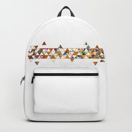 Alcohol Ink Tesselations Backpack
