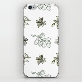 Quercus (browns) iPhone Skin