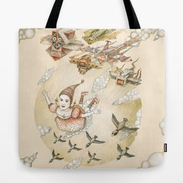 Dream of Flying Tote Bag