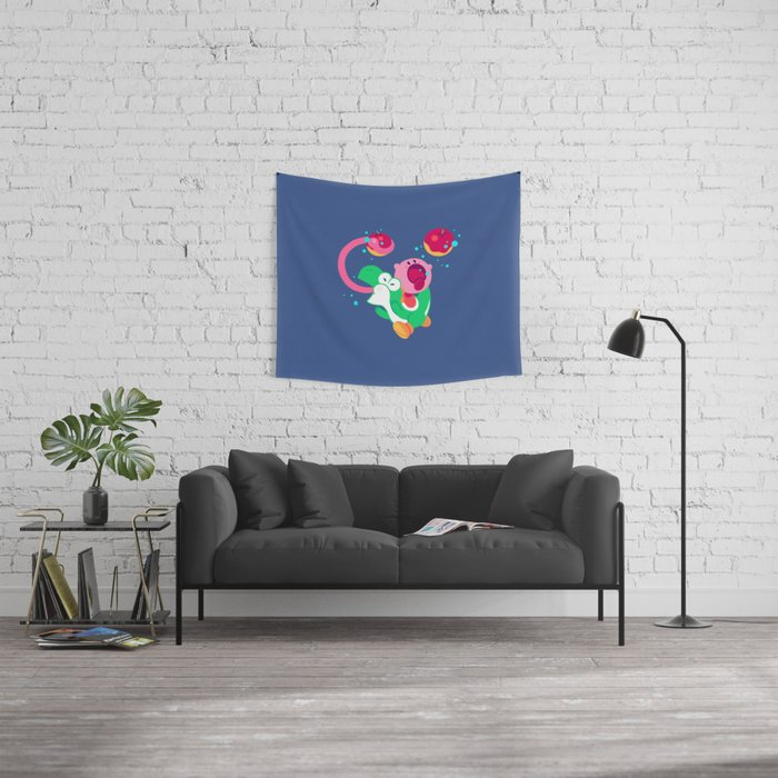 Lunch Date Wall Tapestry