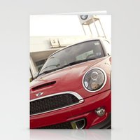 mini Stationery Cards featuring Mini by SShaw Photographic