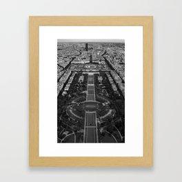 Paris 2009 Framed Art Print
