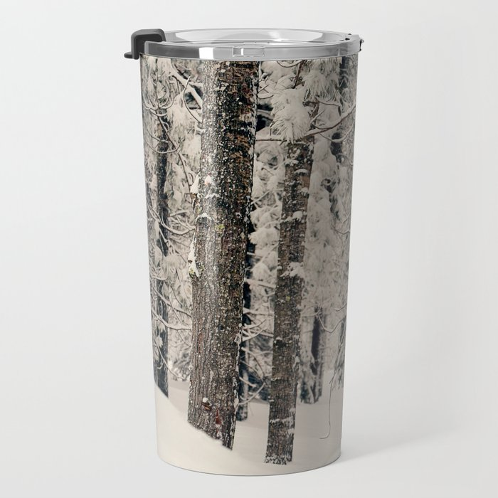 Winter Woods 1 Travel Mug