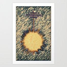 012A Art Print